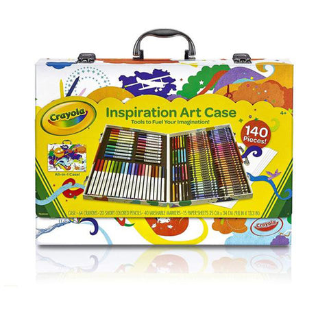 Image of Crayola Inspiration Art Case-042532