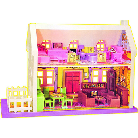 Image of Mamma Mia | Doll House 34 Pcs