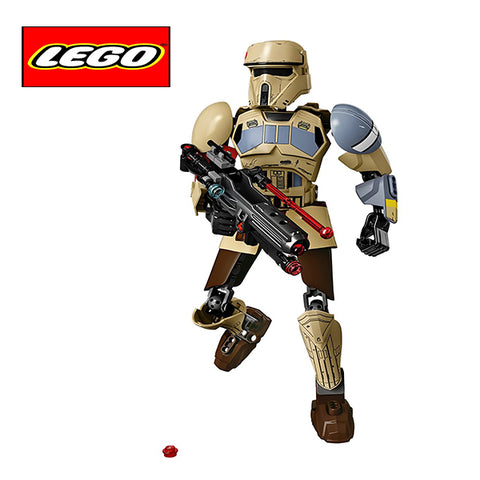 Image of LEGO Star Wars Scarif Stormtrooper