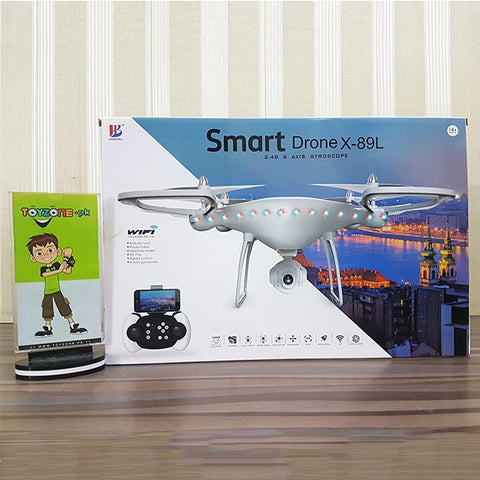 Image of Remote Control Quadcopter With Wifi Camera
