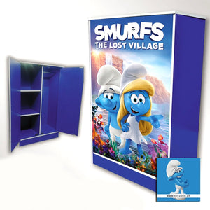 Smurf | 2 Door Wardrobe