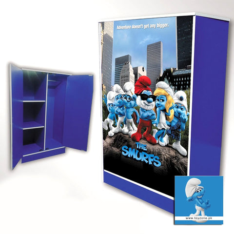 Image of Smurf | 2 Door Wardrobe