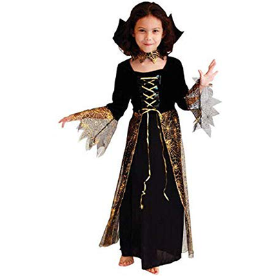Halloween Pretty Spider Girl Costume