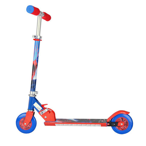 Image of Spider Man Scooter
