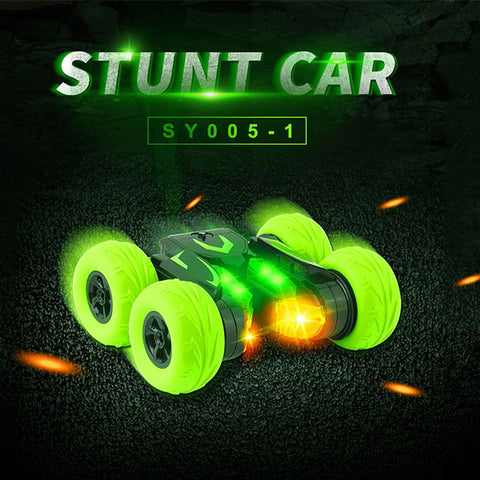 Remote Control Fancy Stunt Car