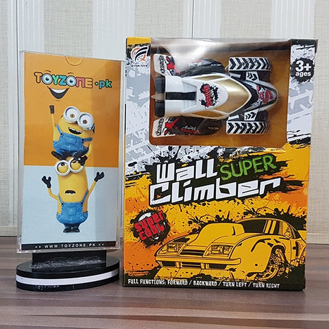 Super Remote Control Wall Climber Car-QF020