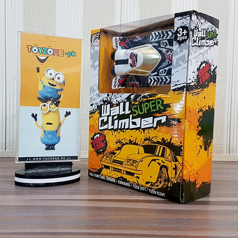 Super Remote Control Wall Climber Car