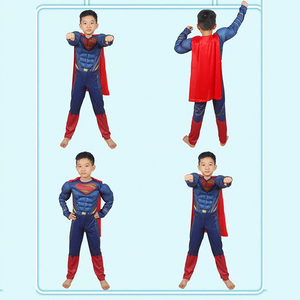 Supernan Costume with Mask-
