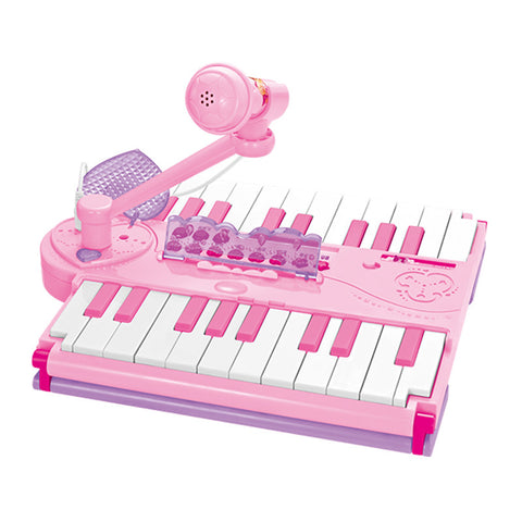 Image of Barbie Piano For Kids