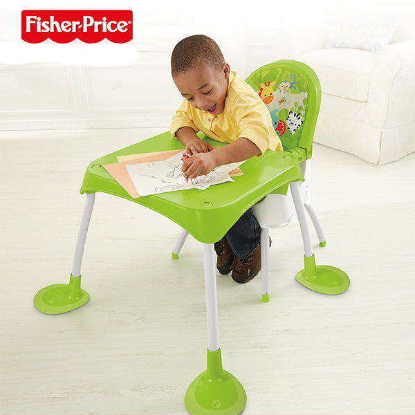 Fisher Price 4-in-1 High Chair-CBW04