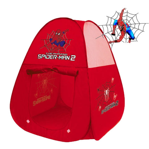 Image of Spiderman Tent House-1021B-1
