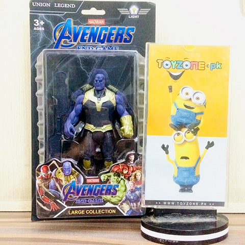Image of Marvel Avengers - Thanos With Chest Light