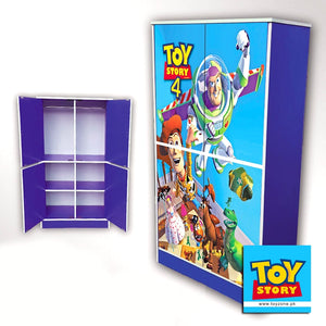 Toy Story 4 | 4 Door Wardrobe