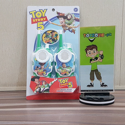 Toystory 5 Walkie-Talkie For Kids