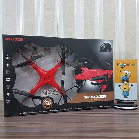 Children's Four-Axis 6-Channel Remote Control QuadCopter