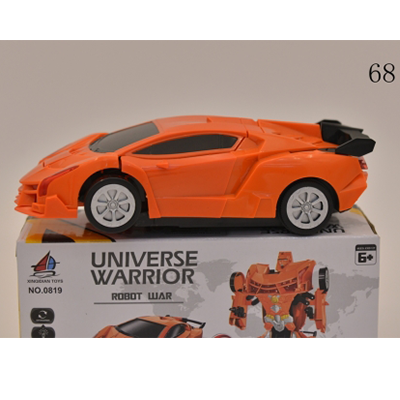Image of Transformer Lamborghini Robot Car 2 in 1