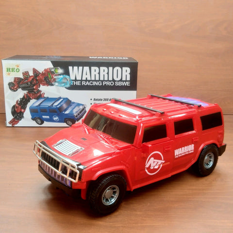 Transformer Hummer Robot Car 2 in 1-8811-5