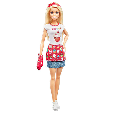 Image of Barbie Baking Playset