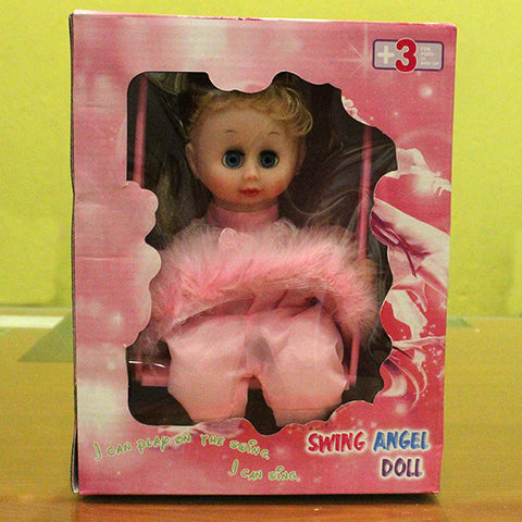 Image of Swing Angel Doll