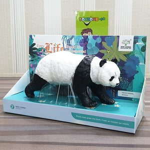 Realistic Soft 3D Zoo Animal | Panda