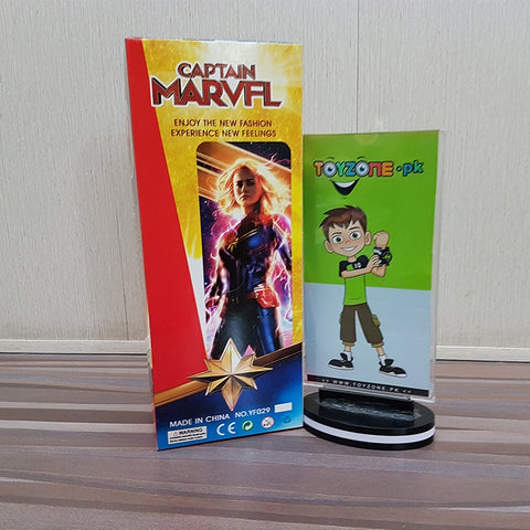 Captain Marvel Star Force Toddler Doll