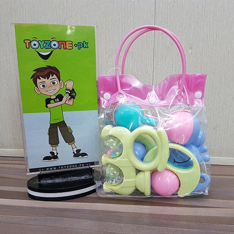 New Born Baby Rattle Bag-2508