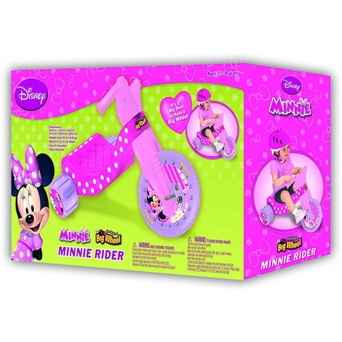 Disney Minnie Mouse Big Wheel Junior Rider