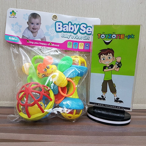 New Born Baby Rattle Gift Toys-997-5
