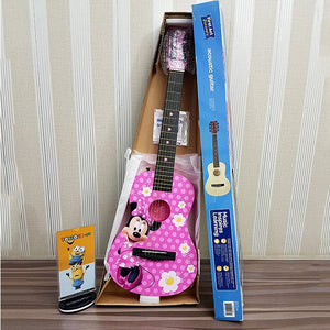 Disney Minnie Mouse My First Guitar-FG3095