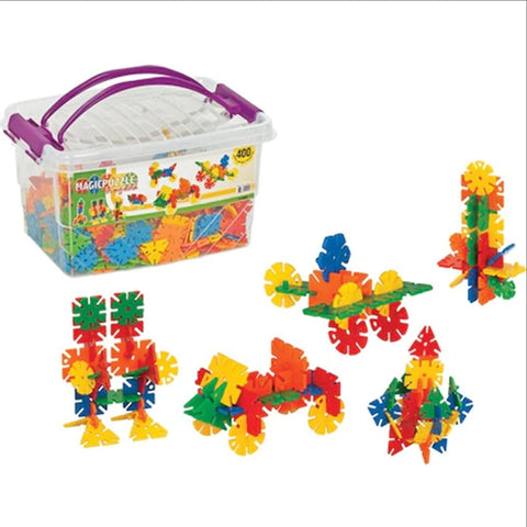 Dede Smart Blocks In Case 400Pieces-YT-1909