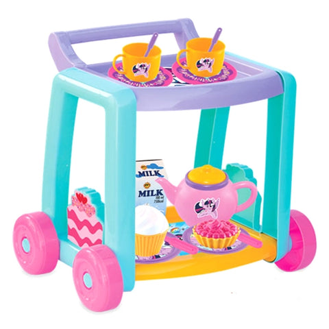 DEDE My Little Pony Tea Trolly Set