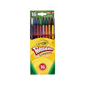 Crayola Twistable Crayons 16pcs-529701