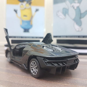 Diecast Lambarghini Centenario With Light & Sound