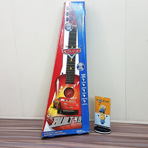 Image of Disney Pixar Cars McQueen My First Guitar-CR705