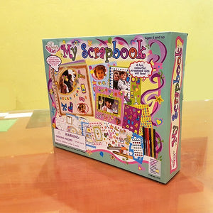 Art Kids My Scrapbook