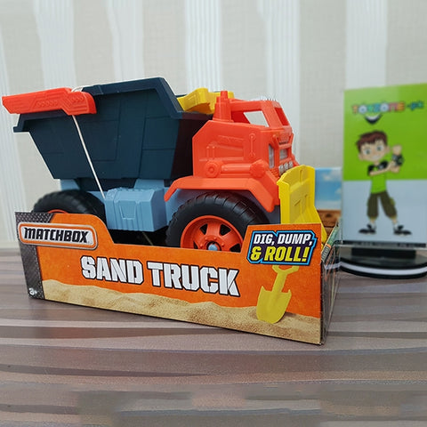Image of Matchbox® Sand Truck-DJH47