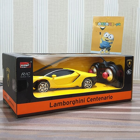 Official Licensed RC MZ Lamborghini Centenario 1:24