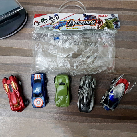 Image of Avengers Dinky 5pcs Bag