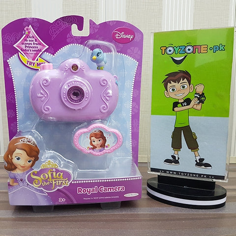 Image of Disney Sofia the First Royal Camera Dress Up Toy--58633