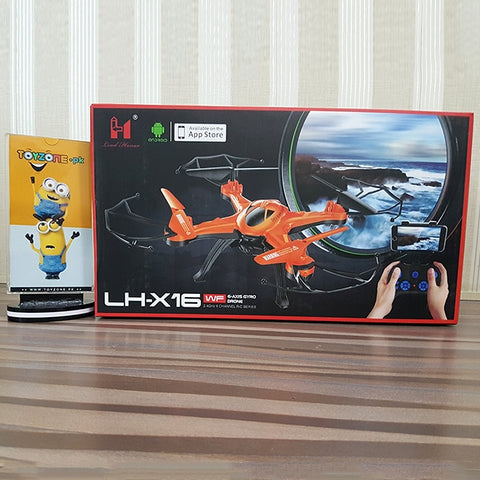 Image of LHX16 Drone With Live View-lhx16