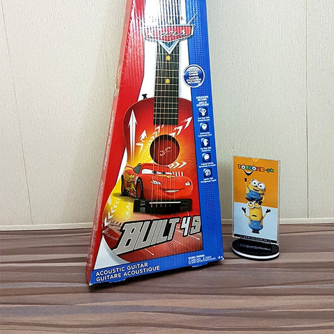 Image of Disney Pixar Cars McQueen My First Guitar