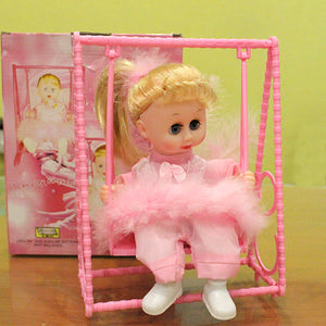 Swing Angel Doll