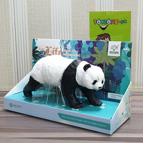 Image of Realistic Soft 3D Zoo Animal | Panda