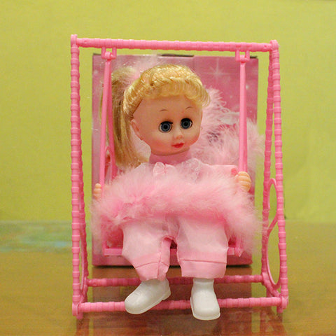 Image of Swing Angel Doll At Toyzone.Pk