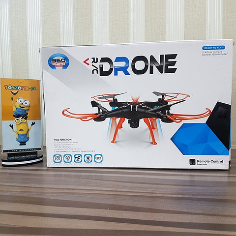 Image of RC Drone With Camera