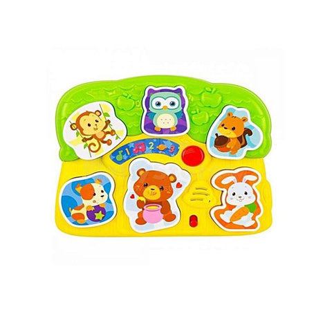 Image of Winfun Animal Puzzle