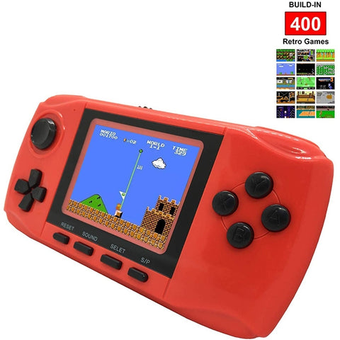Image of Handheld Video Game  400 in 1