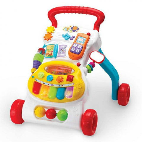 Image of Winfun Grow with Me Musical Walker-0804