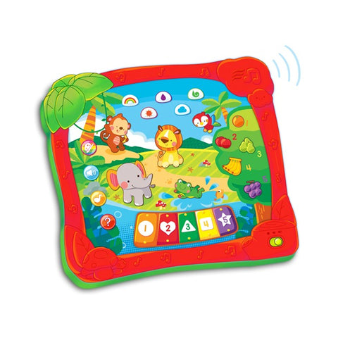 Winfun Jungle Learning Board-2513