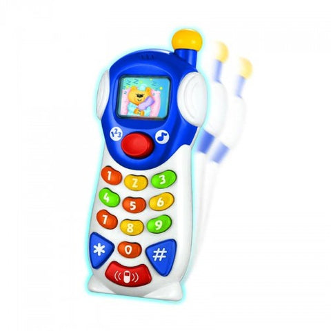 Image of Winfun Light up Talking Phone-0619